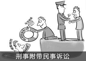 """""""刑事附带民事诉讼"""